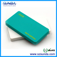 Ultra thin USB mobile universal power bank 5000 mah