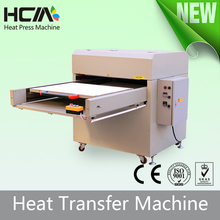 Best high quality Basketball, football cloths printing heat transfer press machine