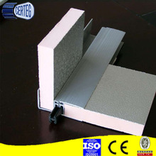 20mm Aluminium PU/PIR/Phenolic sandwich Duct Panel