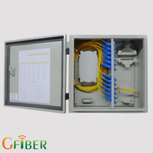 2015 FTTH stainless steel FTTH distribution terminal box