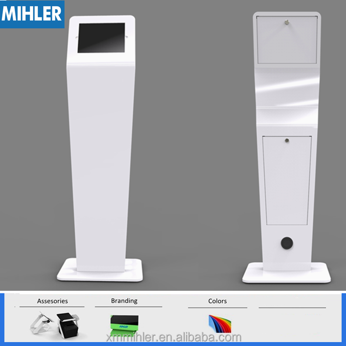 Mihler SF-103 Exhibition Security Floor iPad Display Stand