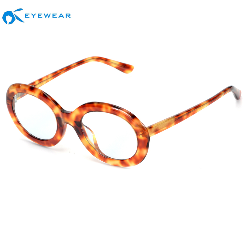Manufacturer For Woman Square Custom Made Italy Designer Shenzhen Eyeglass Frame