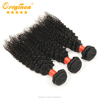 7A tight fast selling and best quantity kinky curly extensions weaving with different style and sizes