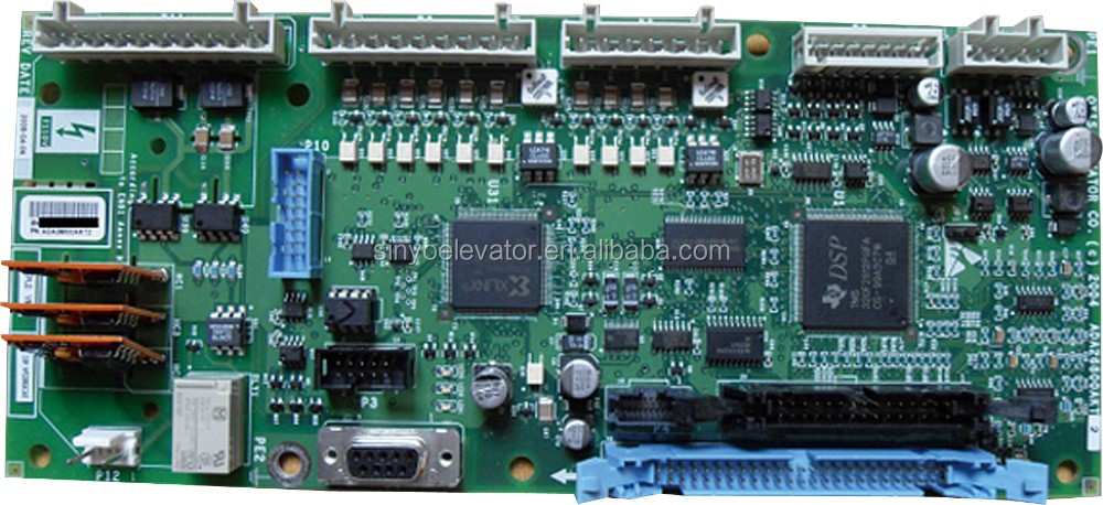 OVF30 Inverter Drive PC Board For Elevator AGA26800UD1