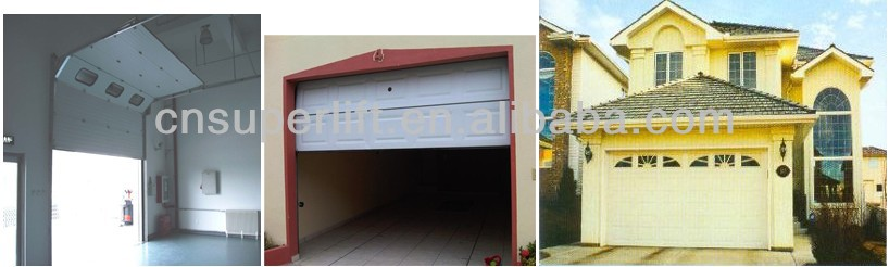 Waterproof Accordion Garage Doors