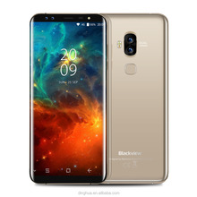 "18:9 In stock 2017 new product drop shipping Blackview S8 4G Mobile Phone 5.7"" 4GB+64GB 3180mAh 4 CamerasFingerprint Valley"