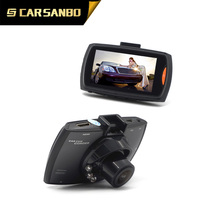 NTK96220 2.7 inch car dashboard camera night vision dvr hd 1080p with infrared LED