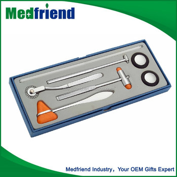 Diagnostic Tools-Reflex Hammer Kit for Pharmaceutical Promotion