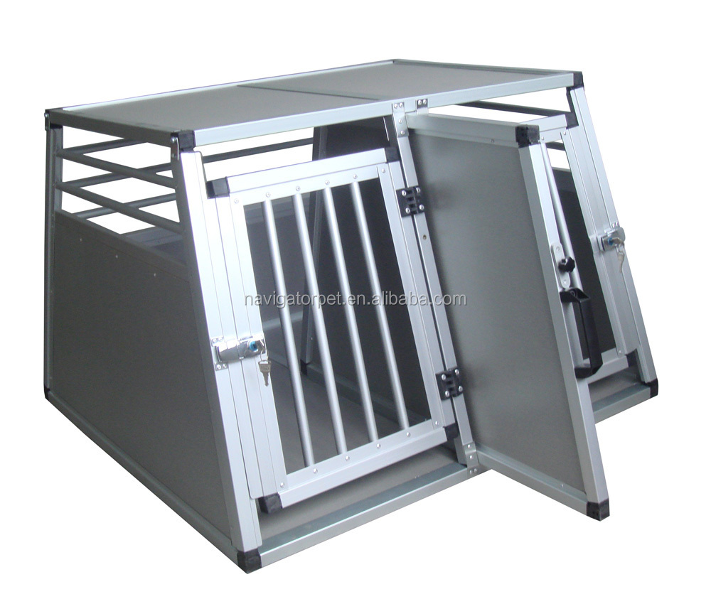 New Design Pet Products with Double Doors