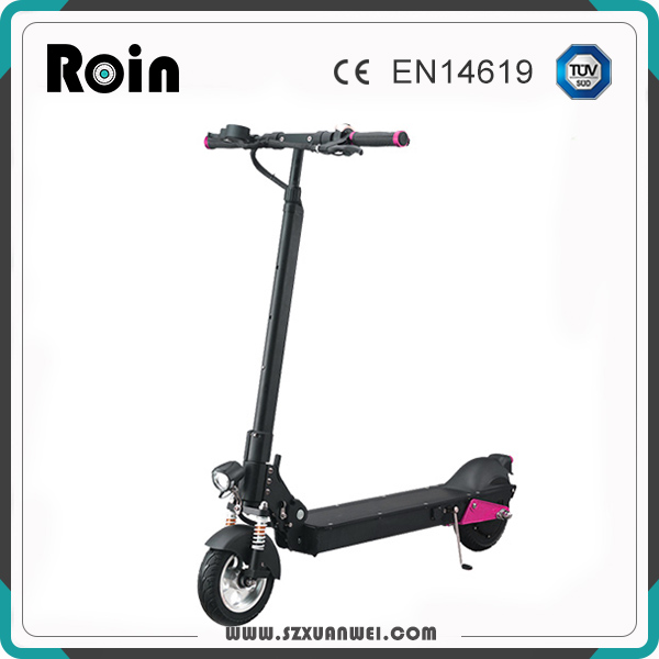 Wholesale price foldable/ folding electric kick scooter 8inch e scooter for adult