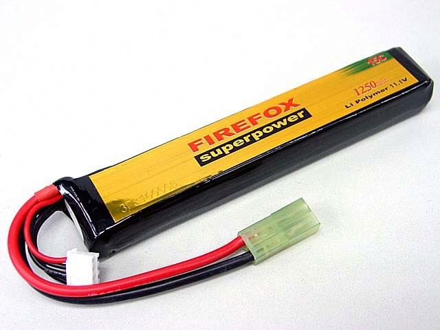High Powerful 3S 11.1V 1500MAH 20C LiPo Battery airsoft gun battery for airsoft-guns m4