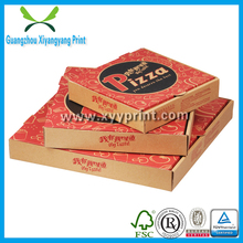 Custom High Quality Fast Food Packaging Pizza Box Manufacturer In Guangzhou