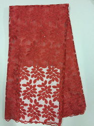 Best price crochet bridal lace fabric wholesale dubai