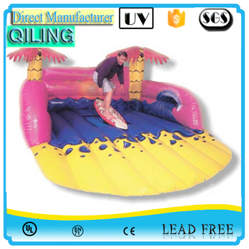 hot sale giant Inflatable surf game
