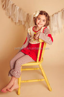 Latest Wholesale Children Outfit Set Girls Fall Boutique Clothes