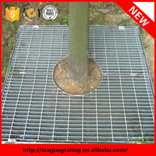 anti slip commercial walkways mesh tree grating cover