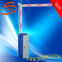 Car Garage Automatic Folding Boom Barrier Gate