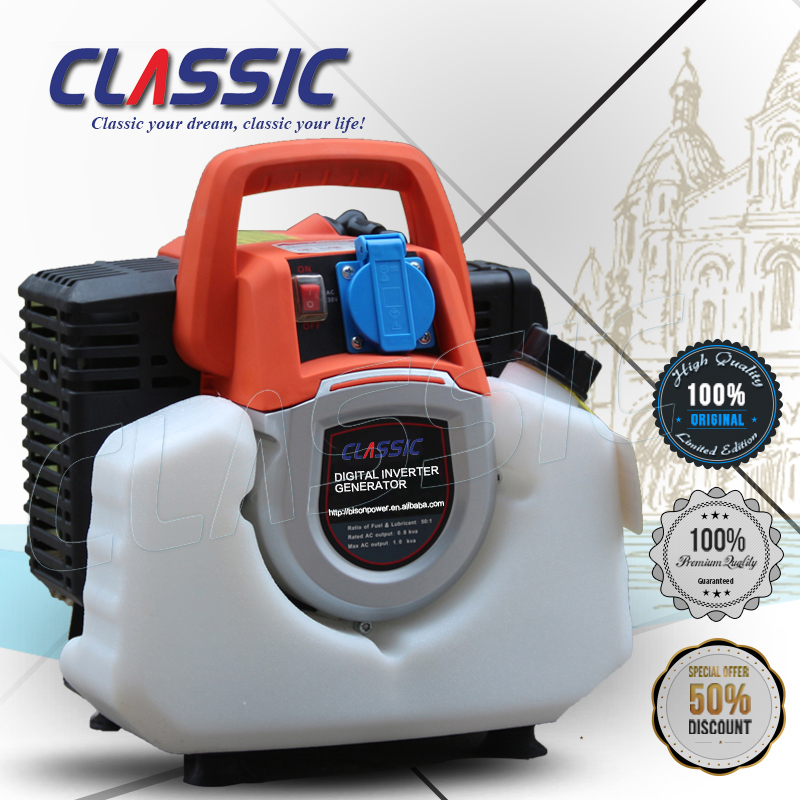 CLASSIC(CHINA) Noiseless Digital Inverter Generator, Portable Inverter Generator