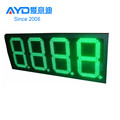 Hot Sale Gas Station America LED Oil Screen Factory