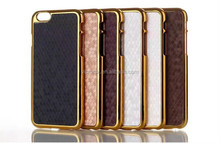Electroplate Case for iphone 6 ,for iphone 6 China Made Case