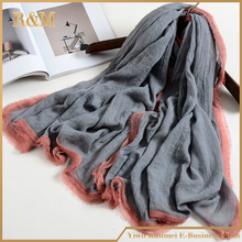 Ladies Patchwork Scarf cotton Woven Wrap Soft Warm Shawl Fashion Scarves For Women