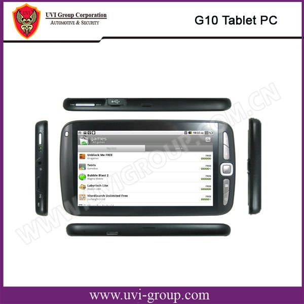 "7"" Android 2.2 MID with GPS, Wifi, 3G, Camera +GPS; Marvell PXA166, 800MHZ, 256MB DDR2"