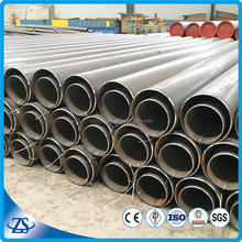 dn 125 std 2013 china erw carbon steel pipe with water pipeline