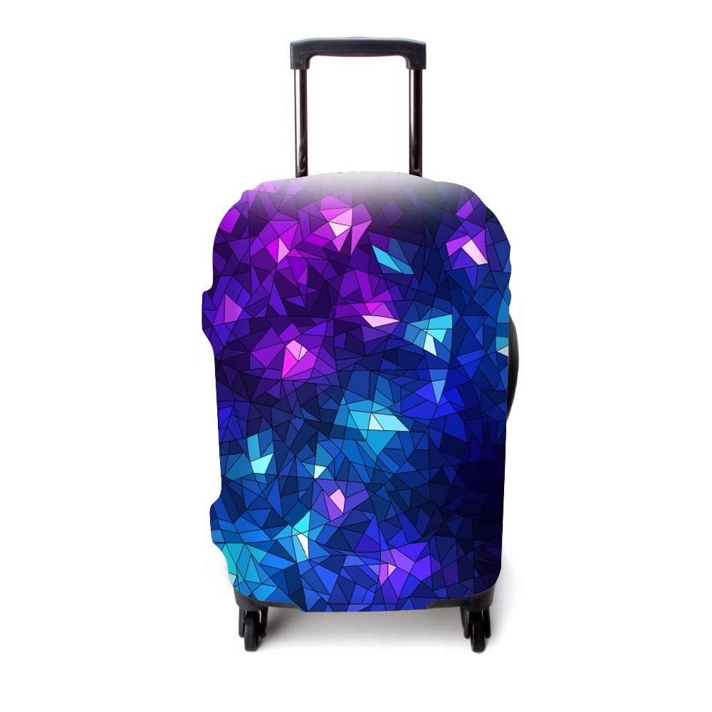 Luckiplus Inventory Star Design Heat Transfer Printing Luggage Cover <strong>1010</strong>