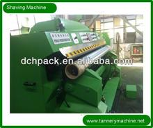 best shaving trimming processing machine for tannery