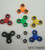 2017 Cheap Wholesales ABS Tri-spinner Finger Toy Plastic Fidget Hand Spinner