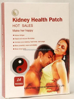 China health care kidney gold foot patch factory