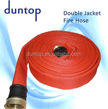 White Rubber PVC Fire Hose fire fighting equipments linhai parts