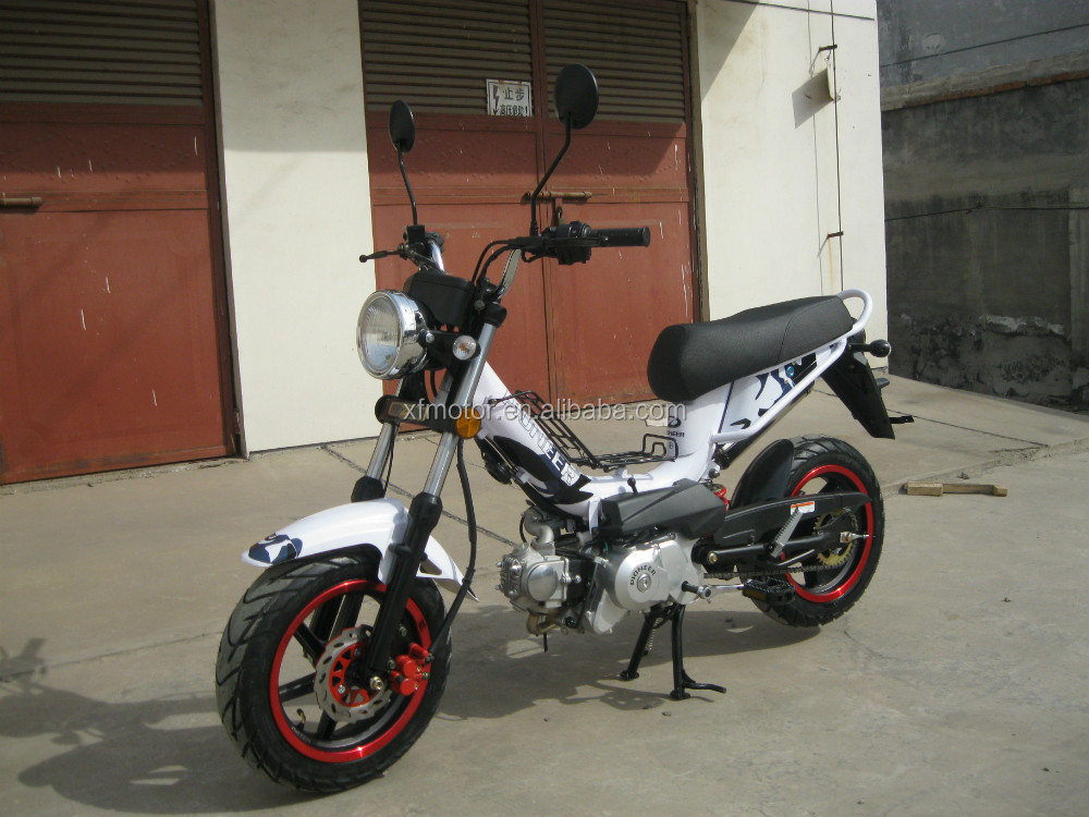 4-Stroke Engine Type and Gas / Diesel Fuel 50cc motorcycle for sale
