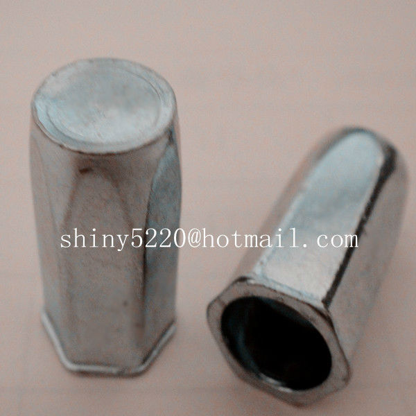 unc flat head hex nut pop nut of China