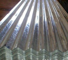 Roofing PPGL prepainted galvalume corrugated steel sheet/tile