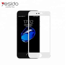 3D full screen tempered glass screen protector for iPhone 7