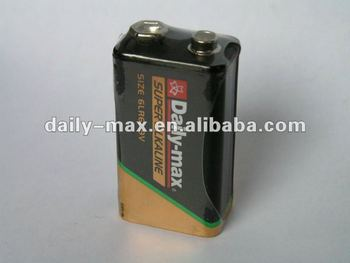 6LR61 9V Alkaline Battery