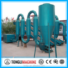 Hot airflow type dryer / sawdust hot air dryer pipe dryer/wood sawdust drying machine with large capacity