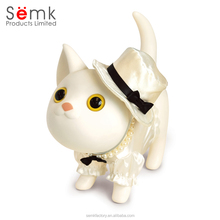 Novelty cat money box money saving bank atm coin box coin saving bank