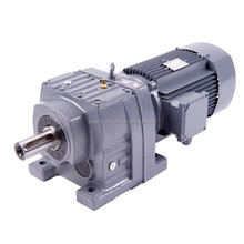 SEW equivalent inline gearbox with electric motor
