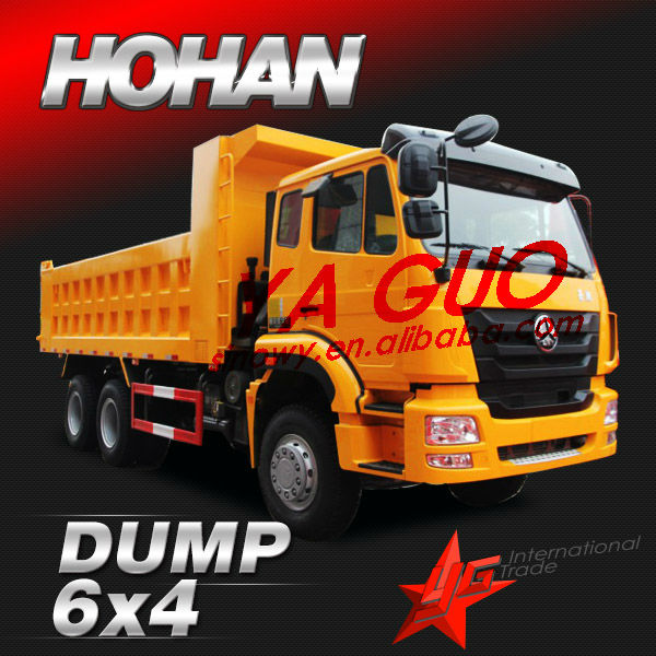 hohan 6*4 mini 336hp freedom mini truck