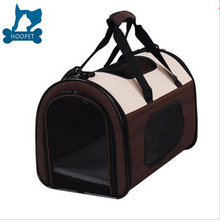 Dog Cage Dog Carrier Soft Sided Pet Travel Carriers Portable Bags for Dogs, Cats