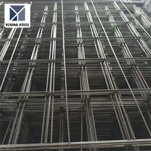2017 Manufacturers selling stock firm 2x4 galvanized welded wire mesh