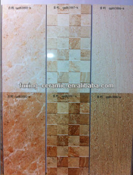 Hot Items!!!300x600mm 3D Inkjet decorative tile