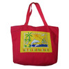 Brazil - Santa Catarina beach bag gift sets with palm tree