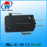 Microswitch, electric motor start switch, motorcycle switch