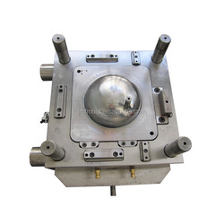 Performance plastic maker injection\/blow water tank mould