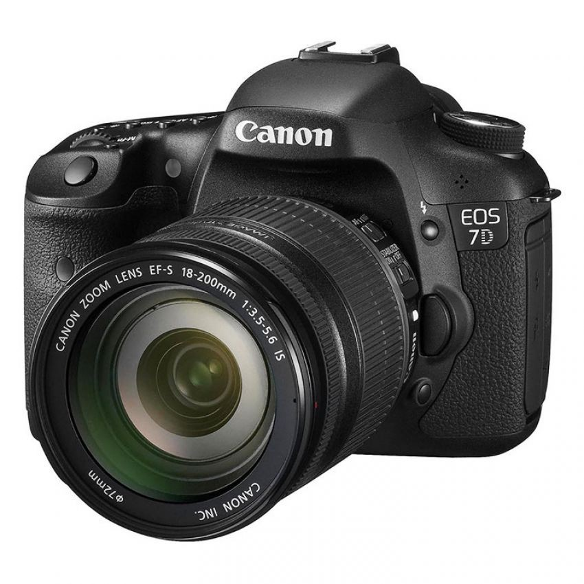 Canon EOS 7D with EF 28-135mm f3.5-5.6 IS USM Kit