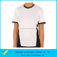 Plain New Fashion Dri Fit Cheap Custom T Shirt for Women