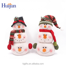 lovely handmade christmas snowman for ornament christmas
